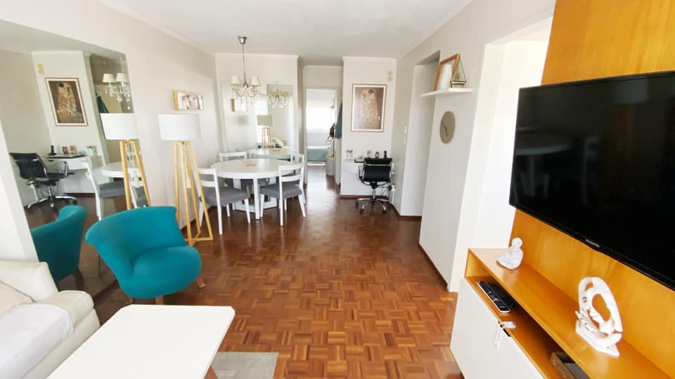 Hermoso apartamento en Punta Carretas