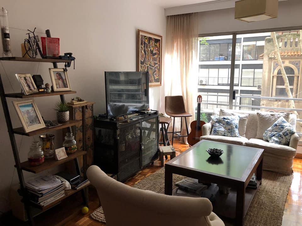 Muy lindo apartamento en Pocitos muy iluminado de 3 dormitorios