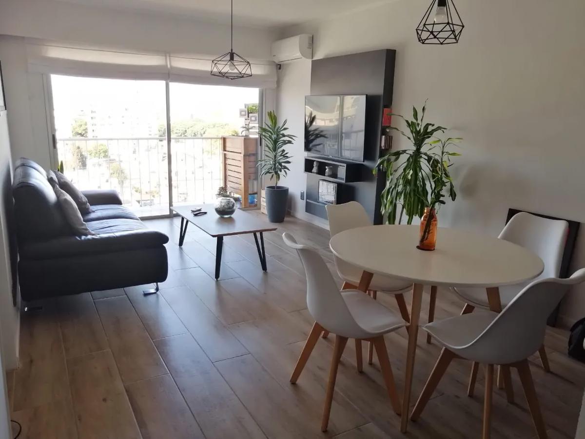 Hermoso apartamento en el corazón de Pocitos 2 dormitorios