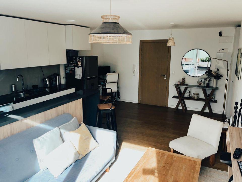 Excelente Apartamento en malvin 1 dormitorio y garaje doble
