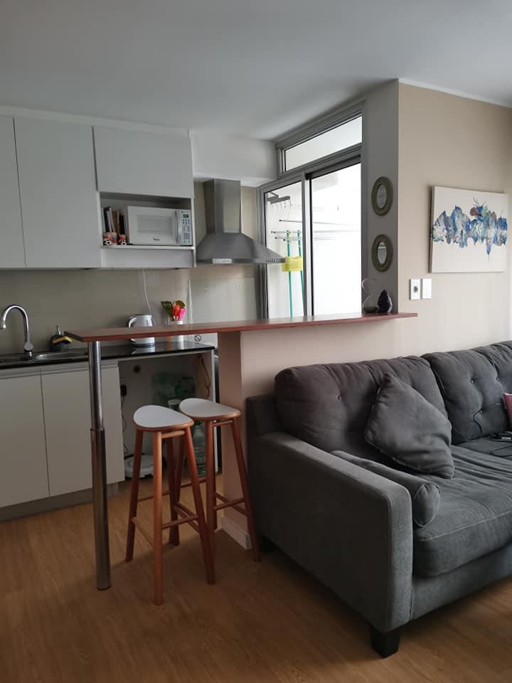 Hermoso apartamento en Preciosa zona, en pleno Malvin.  Ubicado en Oviedo y concepción del Uruguay.
